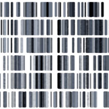 grey and black stripes dna sequencing