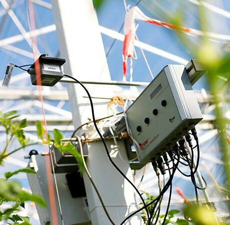 smart technology in greenhouse