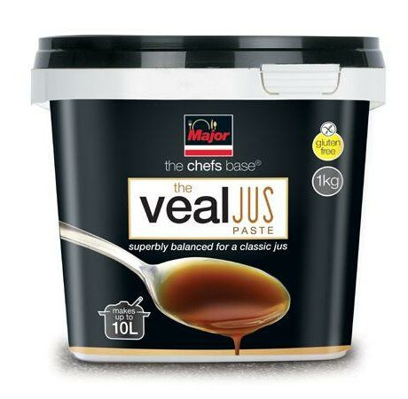 major chefs base veal jus paste