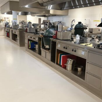 Test kitchens
