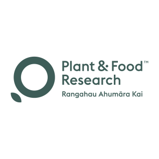 Logo: New Zealand Plant & Food Research